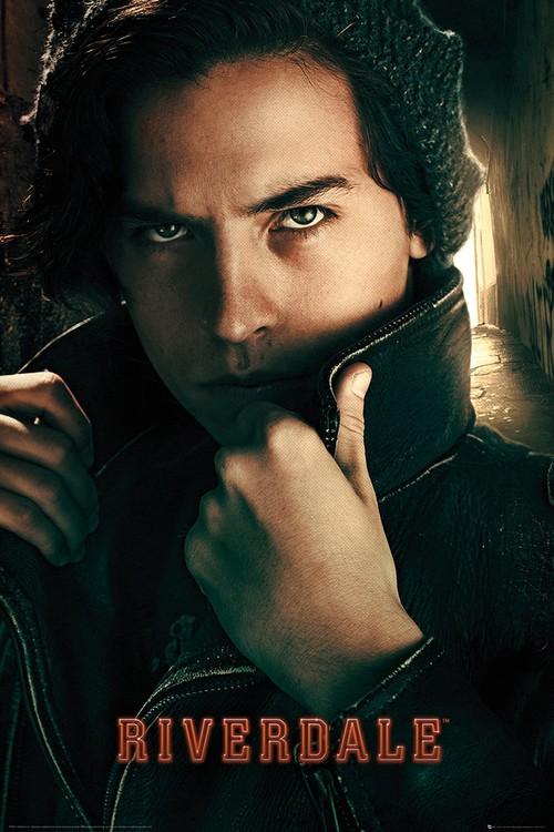 Riverdale - Jughead Solo Плакат