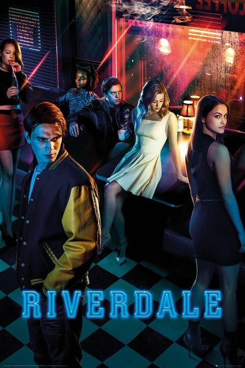 Riverdale - Season One Key Art Плакат