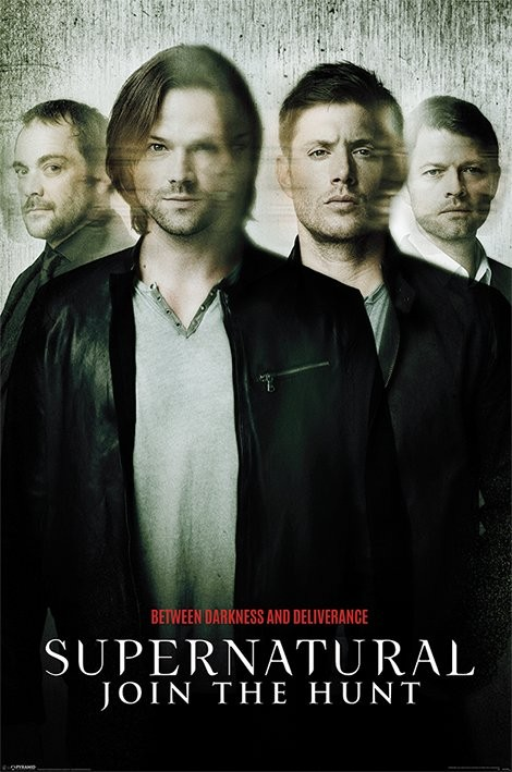 Supernatural - Join the Hunt Плакат
