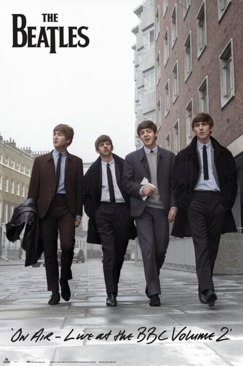 The Beatles Плакат