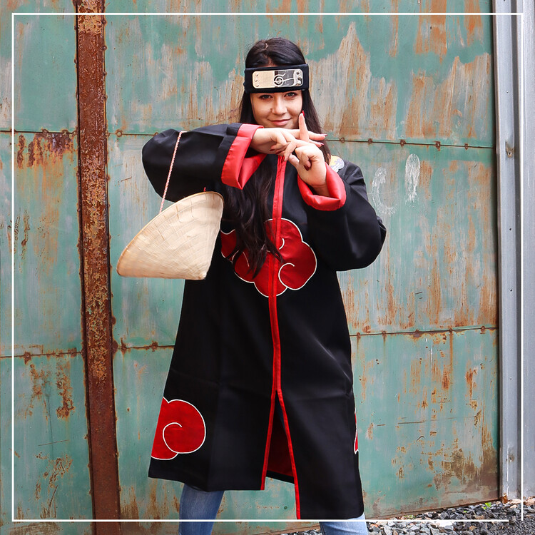 Одяг Пластикові Naruto Shippuden - Akatsuki