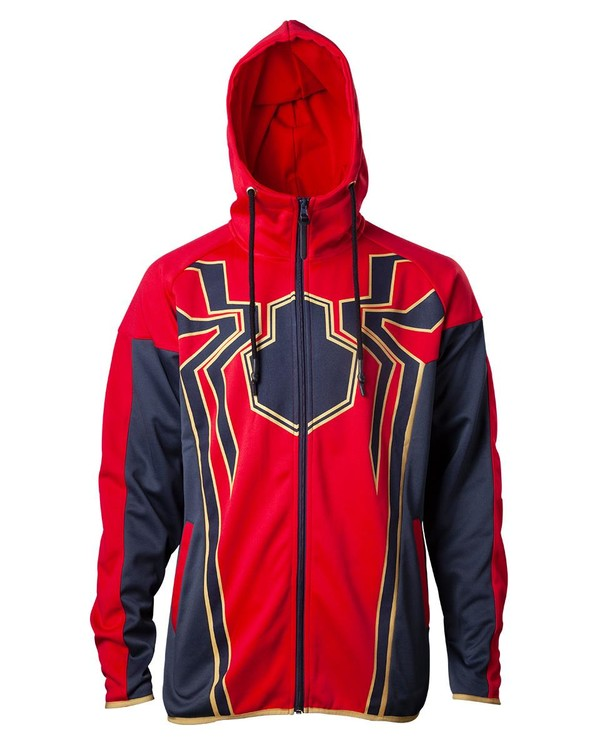 Avengers: Infinity War - Iron Spider Пуловер