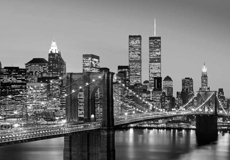 MANHATTAN SKYLINE Фотошпалери