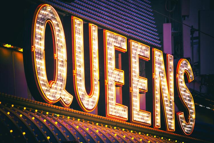 American West - Vegas Queens фототапет