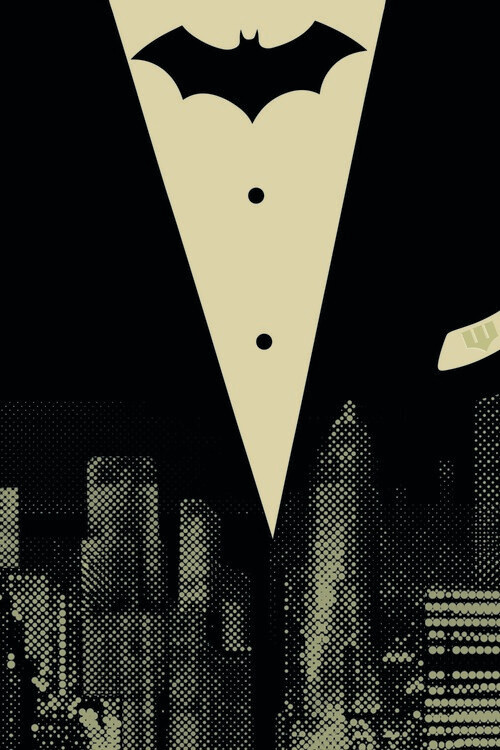 Batman - In the City фототапет