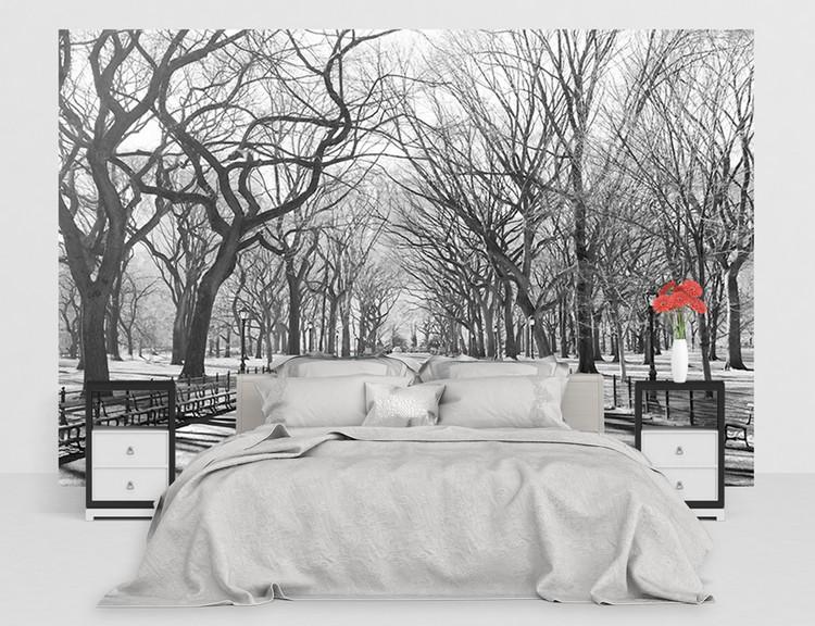 HENRI SILBERMAN - poet's walk Фото-тапети