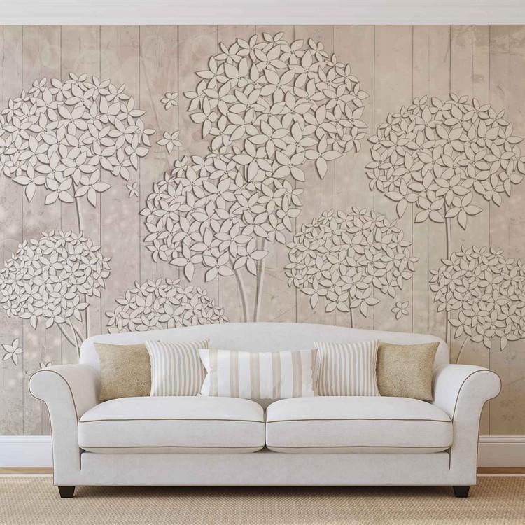 Pattern Flowers Фото-тапети