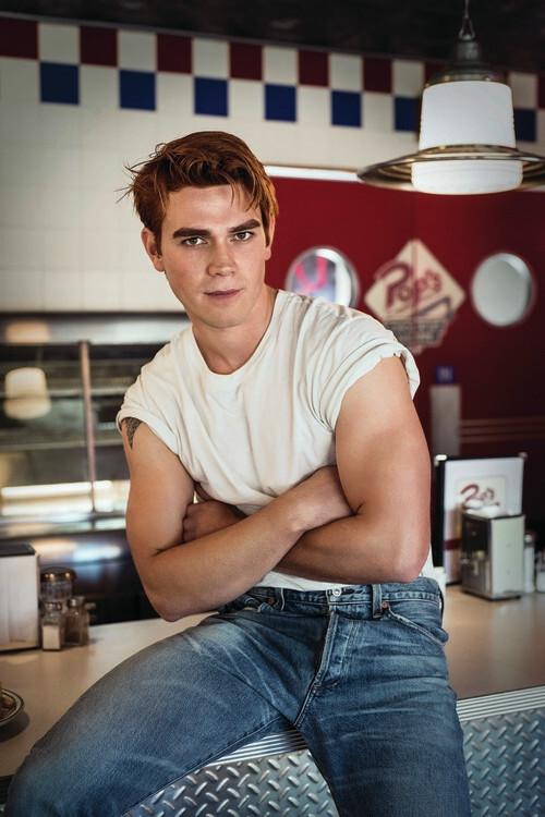 Riverdale - Archie фототапет