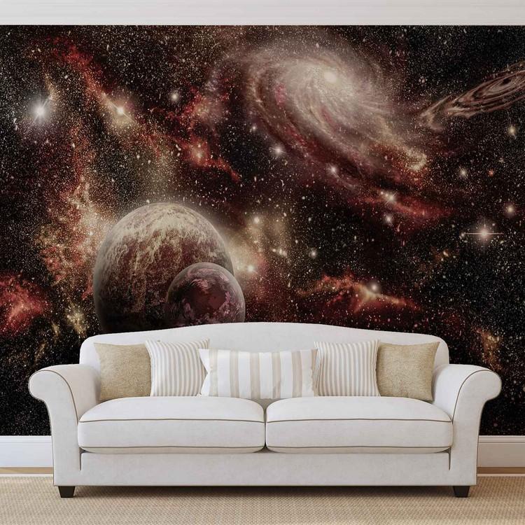 Space Planets фототапет