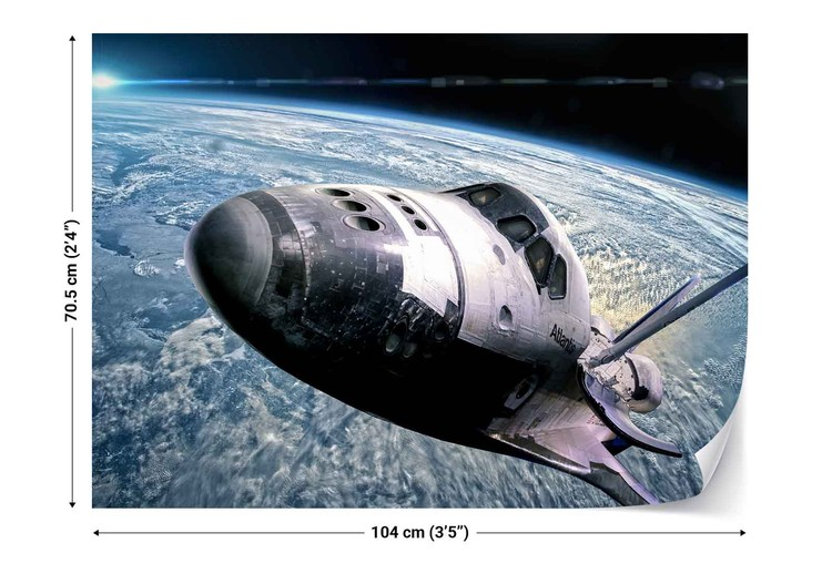Space Shuttle фототапет
