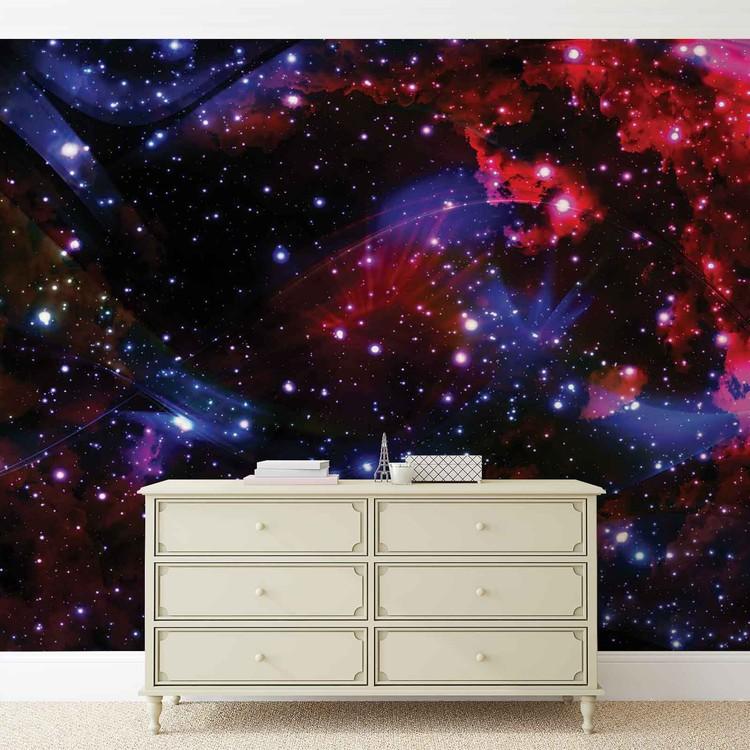 Space Stars фототапет