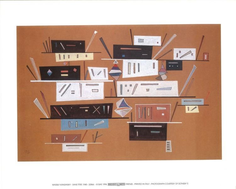 Composition 1940 Художествено Изкуство