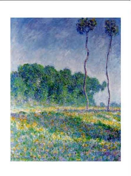 Spring Landscape Художествено Изкуство