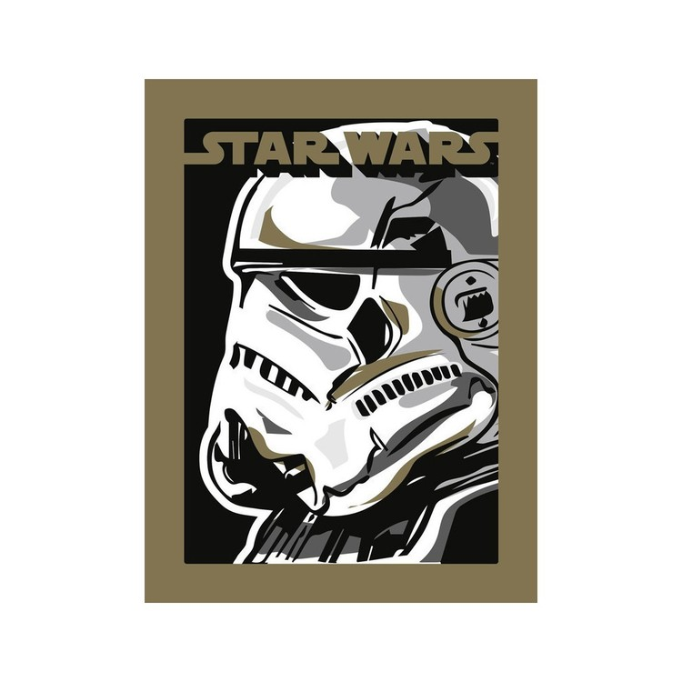 Star Wars - Stormtrooper Художествено Изкуство