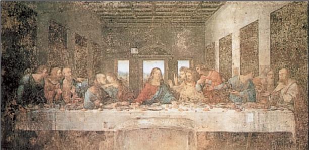The Last Supper Художествено Изкуство
