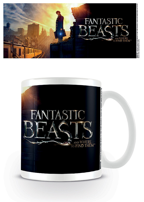 Fantastic Beasts And Where To Find Them - Dusk Чаши