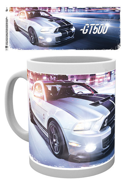 Ford Mustang Shelby - GT500 2014 Чаши