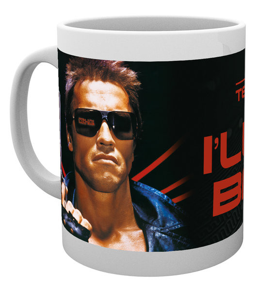 Terminator - I ll be back with Чаши