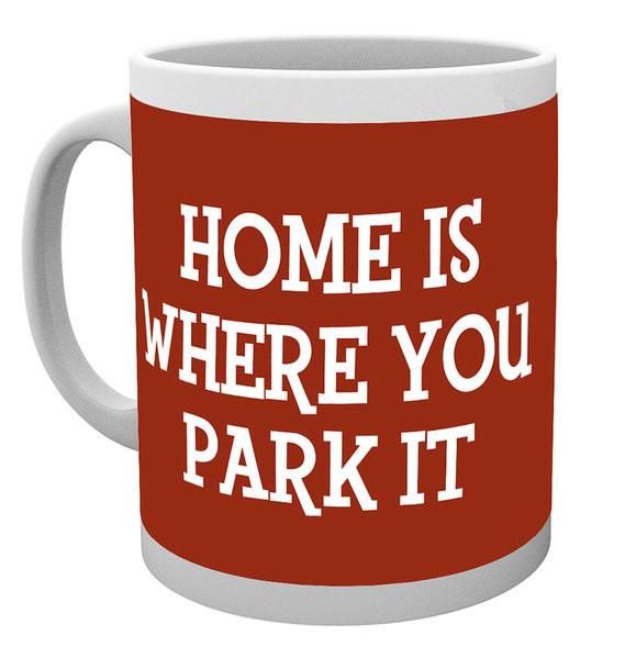 VW Camper - Home Чаши