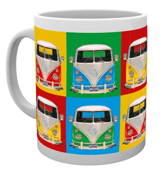 VW Volkswagen Camper - Campers colours p. Чаши