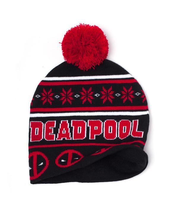 Deadpool - Christmas Шапка