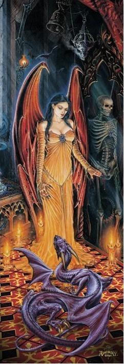 Alchemy - witness to the rites - плакат
