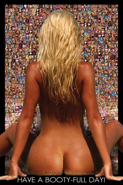 Beautiful day - sam maxwell плакат