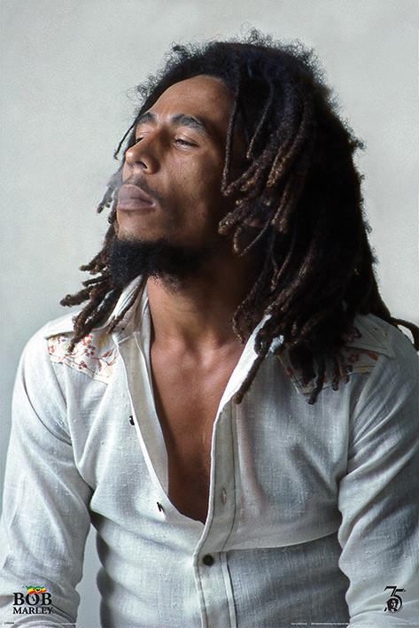Bob Marley - Redemption плакат