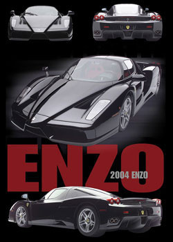 Enzo - плакат