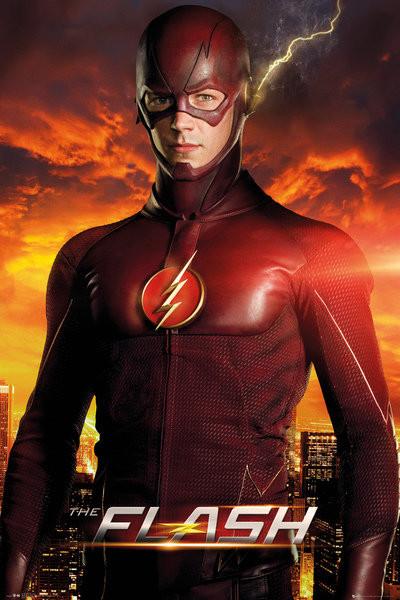 Flash - Solo плакат
