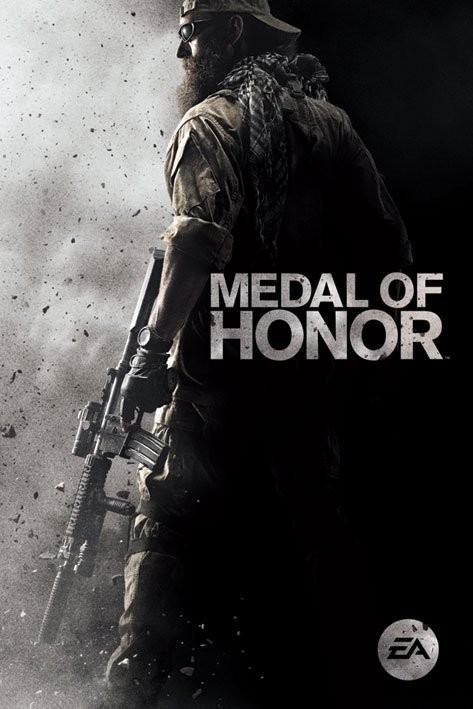 Medal of Honor - calm плакат