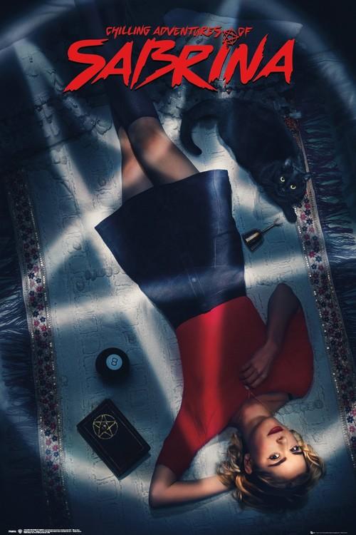 Sabrina - Key Art плакат