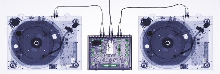 X-Ray Decks - плакат