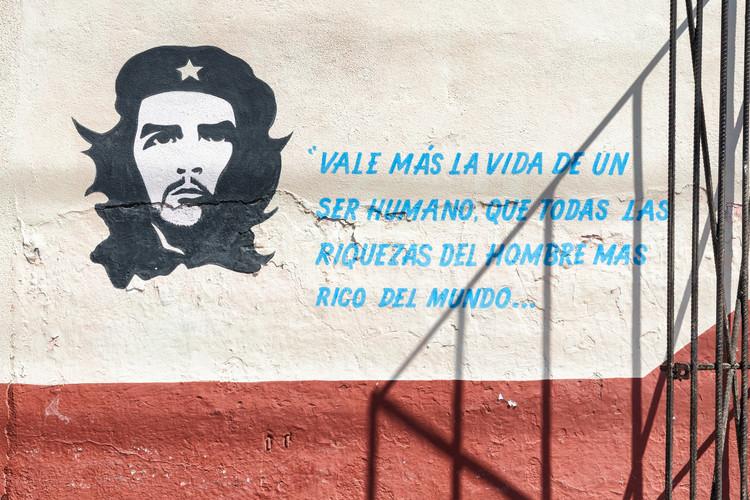 художествена фотография Beautiful Cuban Facade