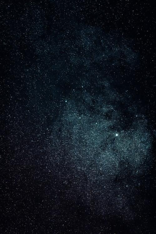 художествена фотография Details of Milky Way of St-Maria III
