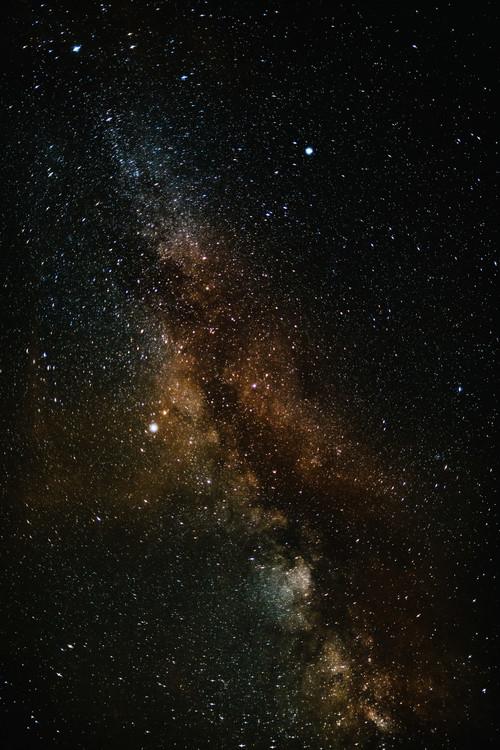 художествена фотография Details of Milky Way of St-Maria IV