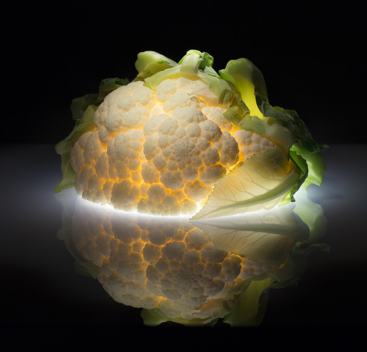 художествена фотография Cauliflower