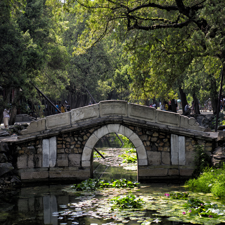 художествена фотография China 10MKm2 Collection - Asian Bridge