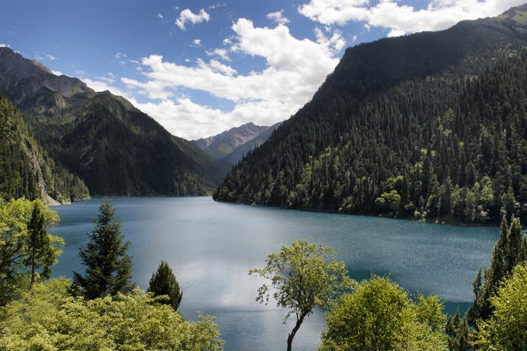 художествена фотография China 10MKm2 Collection - Jiuzhaigou Lake