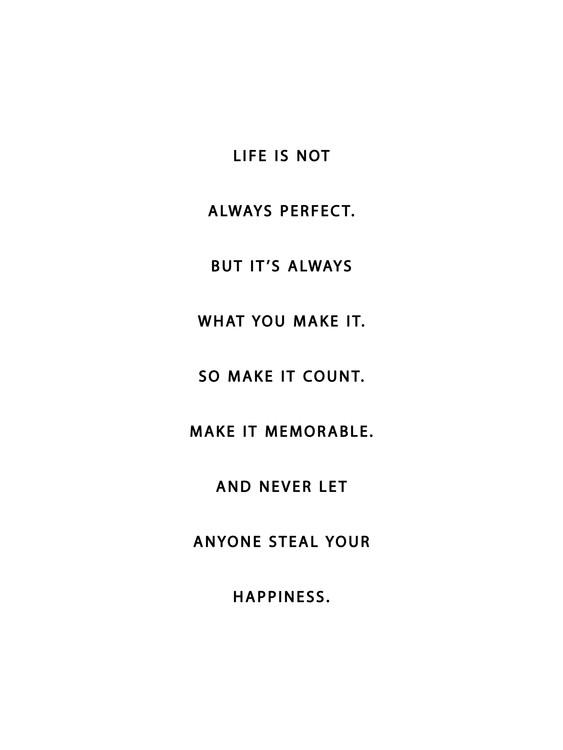 художествена фотография life is not always perfect