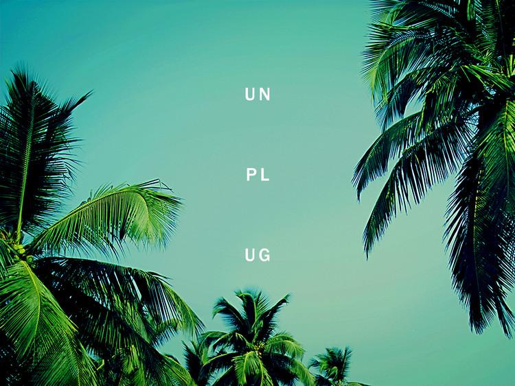 художествена фотография Unplug