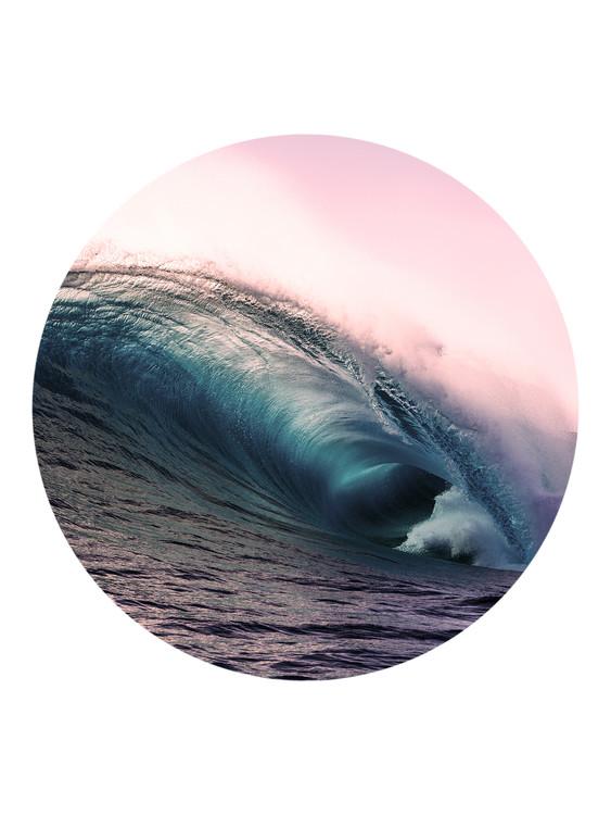 художествена фотография Wave