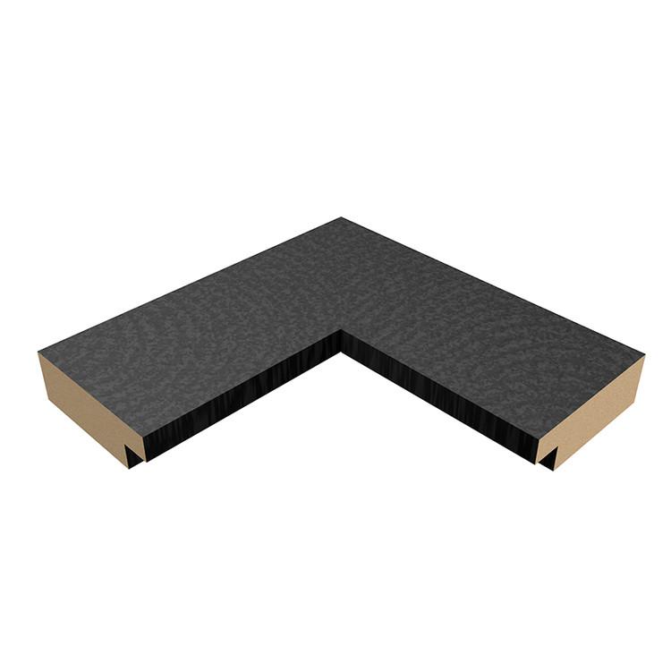 Rám mini pro 3D plakát 30x42 cm černá MDF