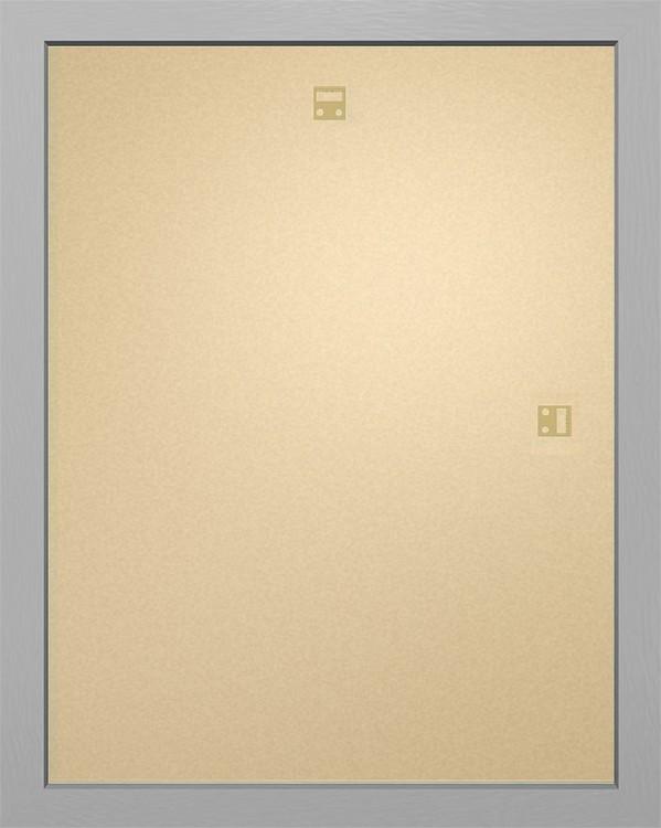 Rám Mini pre plagát 40x50 cm strieborná MDF
