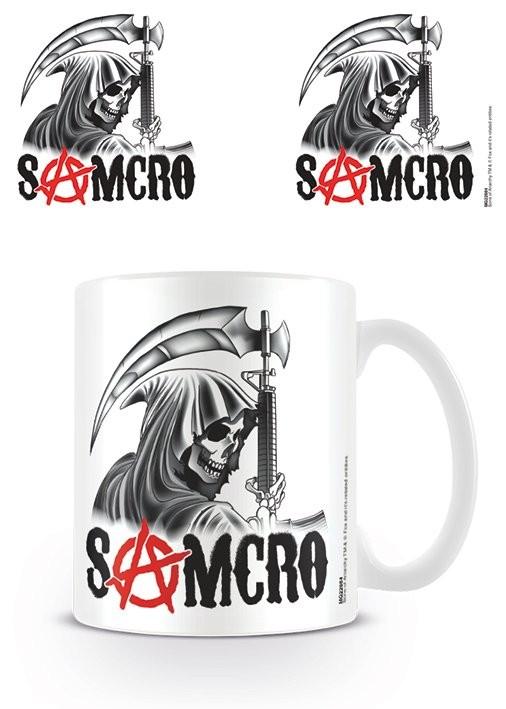 Hrnek Sons of Anarchy (Zákon gangu) - Samcro Reaper