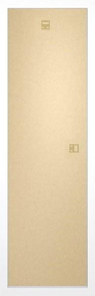 RámRám Slim pro plakát 30,5x91,5cm bílá MDF