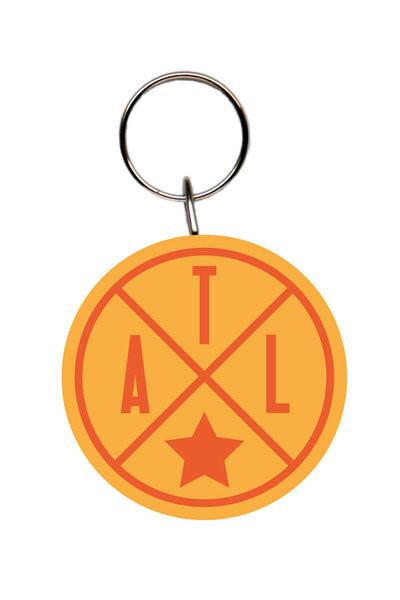 Klíčenka All Time Low - ATL