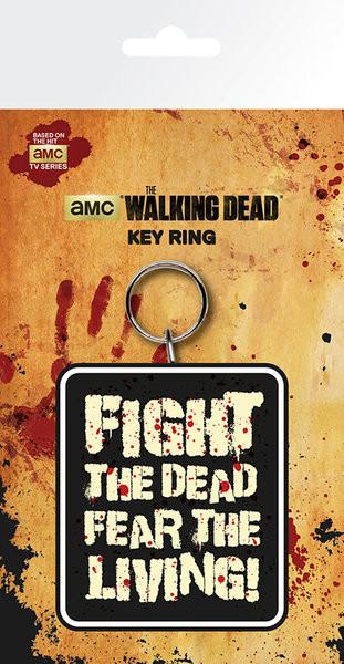 Klíčenka The Walking Dead - Fight the Dead