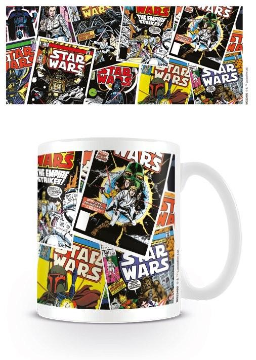 Hrnek Star Wars - Comic Covers