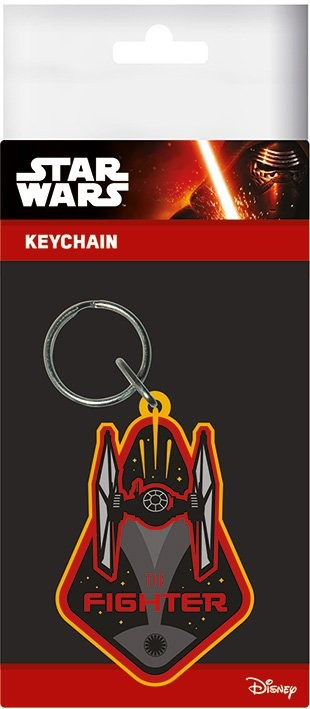 Klíčenka Star Wars VII: Síla se probouzí - Tie Fighter